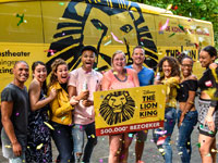 The Lion King - Disney's The Lion King verwelkomt 500.000e bezoeker!